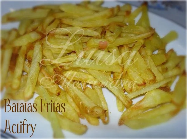 Actifry Batatas Fritas Pictures, Images and Photos
