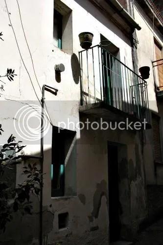 La casa di nonno Fortunato in via Ritornello