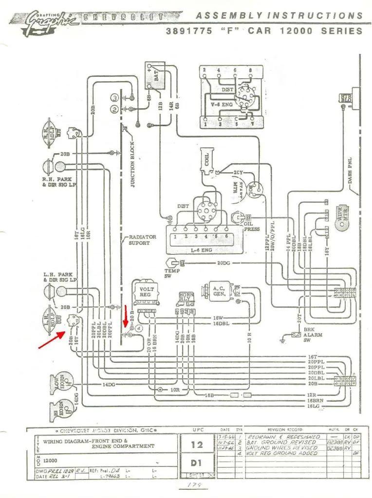 67 camaro wiring diagram