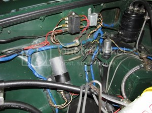 Wiring in new harness 1974 B : MGB & GT Forum : MG Experience Forums : The MG Experience