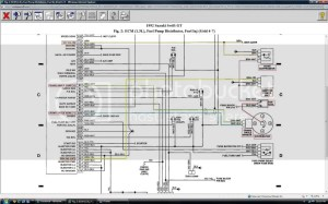 Radio Wire Diagram For A 1994 Geo Metro Circuits Radio