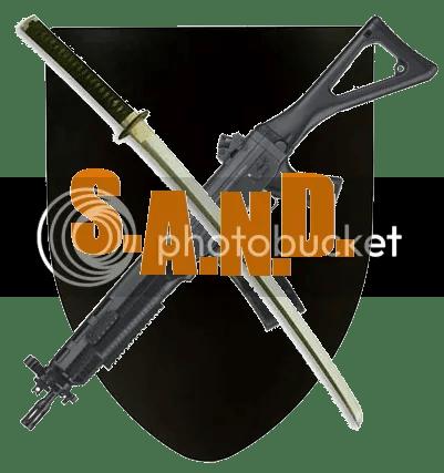 S.A.N.D. logo