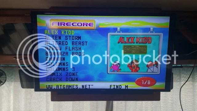 Sega Classic Game System