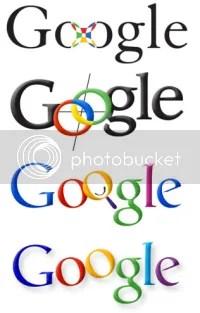 designing google logo Descubra a história do logotipo do Google