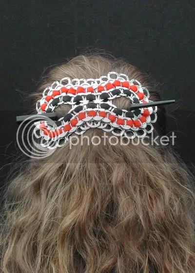 tabistry hair holder