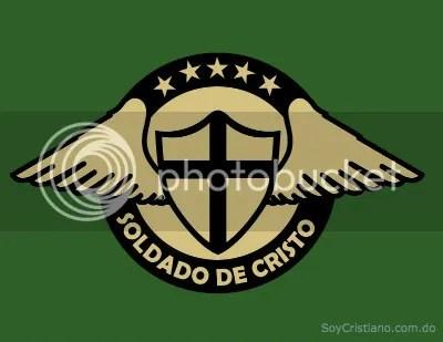 Soldado de Cristo para blog, blogger