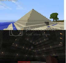 Pyramid Minecraft Design