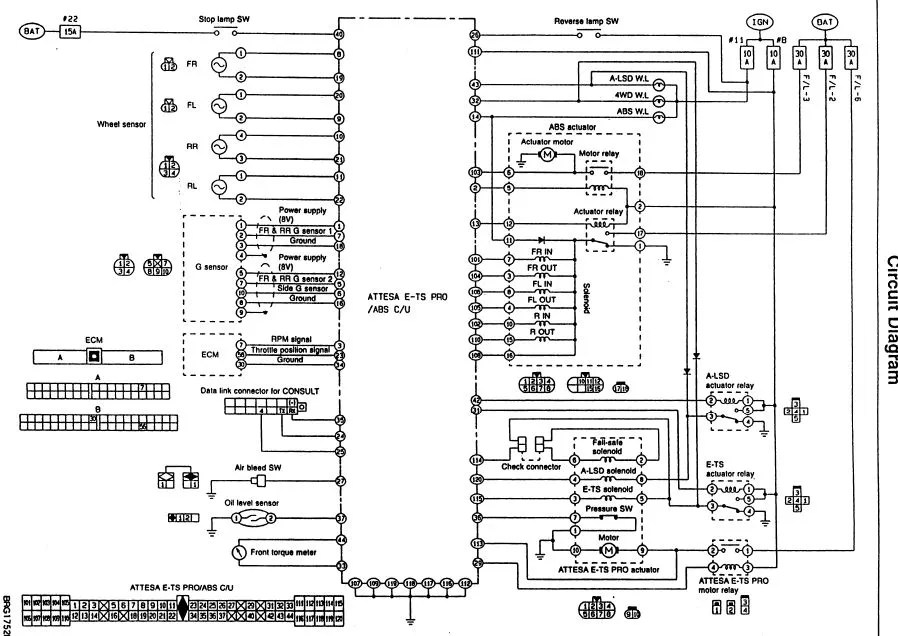 R33 Wiring Loom Diagram : 23 Wiring Diagram Images