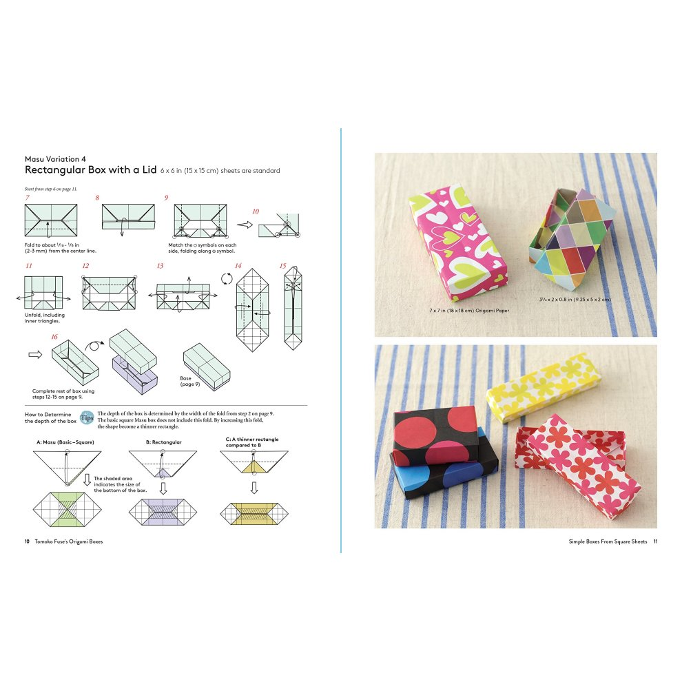 medium resolution of  tomoko fuse s origami boxes beautiful paper gift boxes from japan s leading origami master 30