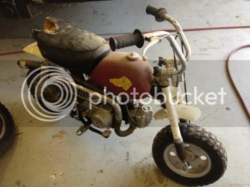 small resolution of 1967 honda monkey z50m parts list array 1977 honda z50 build my first bike rh miniriders com