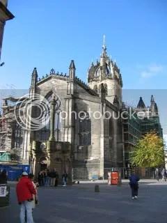 Another church in Edinburgh