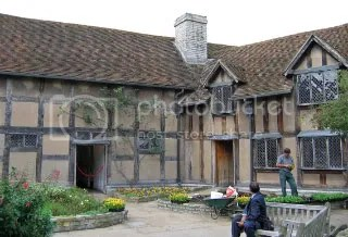 Shakespeares Home as a Child