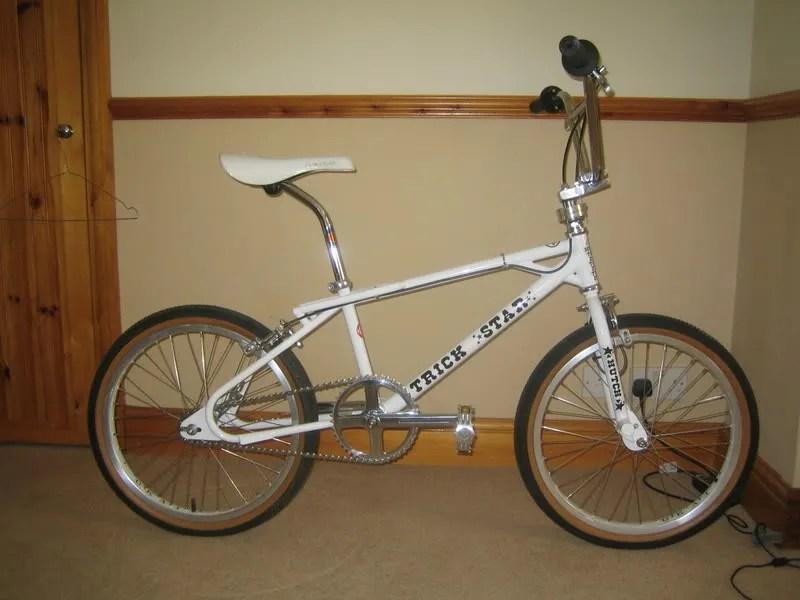 recommend an old skool BMX | Retrobike
