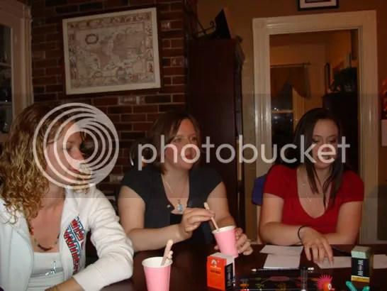 Ellie, Nicki, Jasmyne