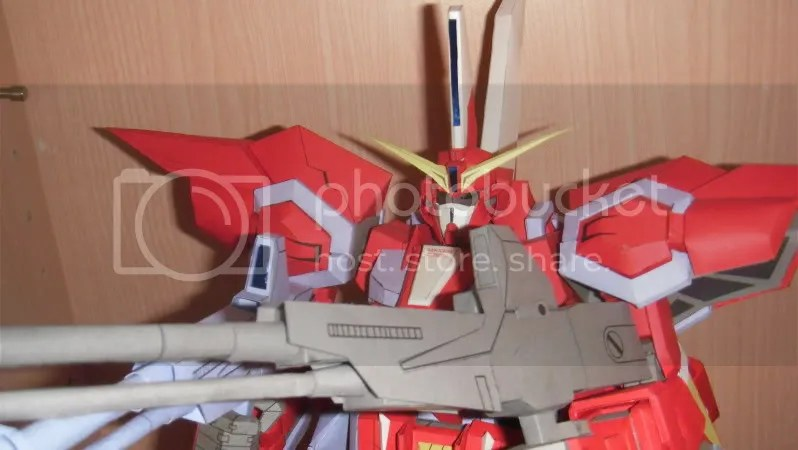 GAT-X303神盾鋼彈 - sampo258的創作 - 巴哈姆特
