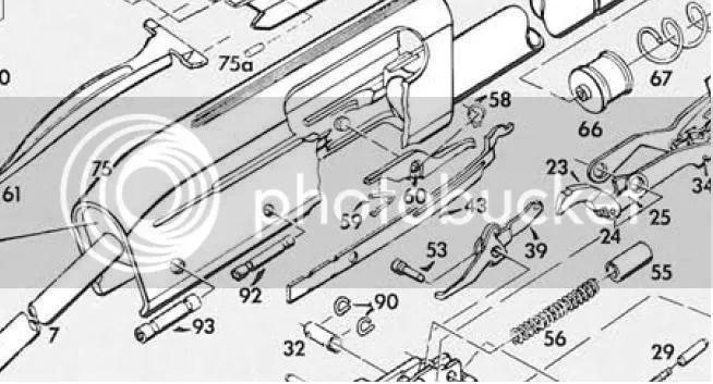 Remington Model 11 Parts Diagram, Remington, Free Engine