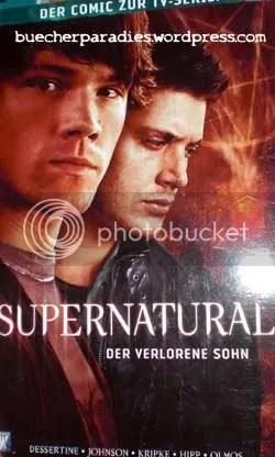 Der verlorene Sohn ; Supernatural Comic 1