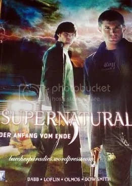 Supernatural Comic 3