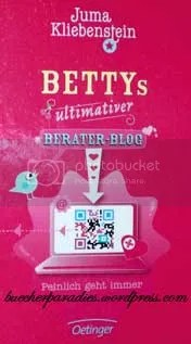 Bettys ultimativer Berater-Blog