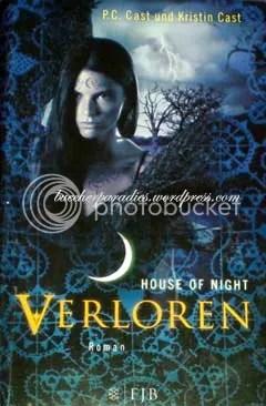 Verloren - House of Night; 10