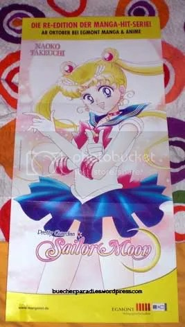 Sailor Moon Re-Edition Plakat