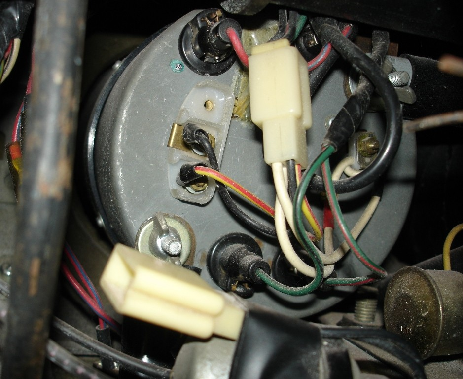 Mallory Tachometer Wiring Diagram