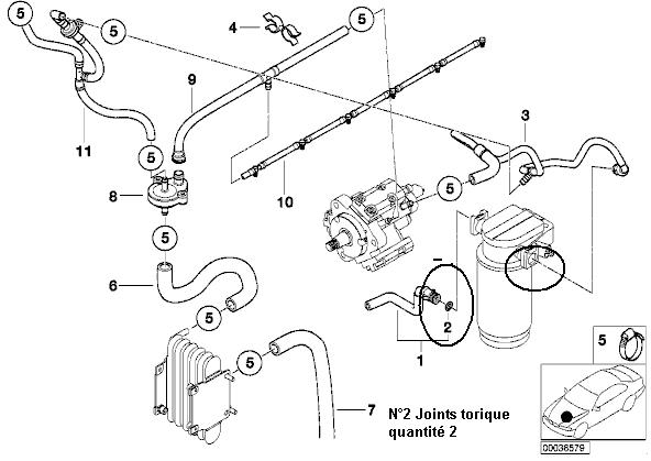 [ BMW E39 530d an 2001 ] ralenti instable à froid (résolu)