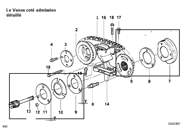 [ BMW E36 320ia Coupé M52 an 1998 ] Claquement moteur (RESOLU)