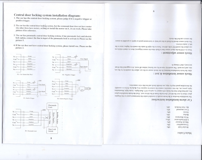 [DIAGRAM] Ford Mondeo Mk3 Service And Wiring Diagram FULL