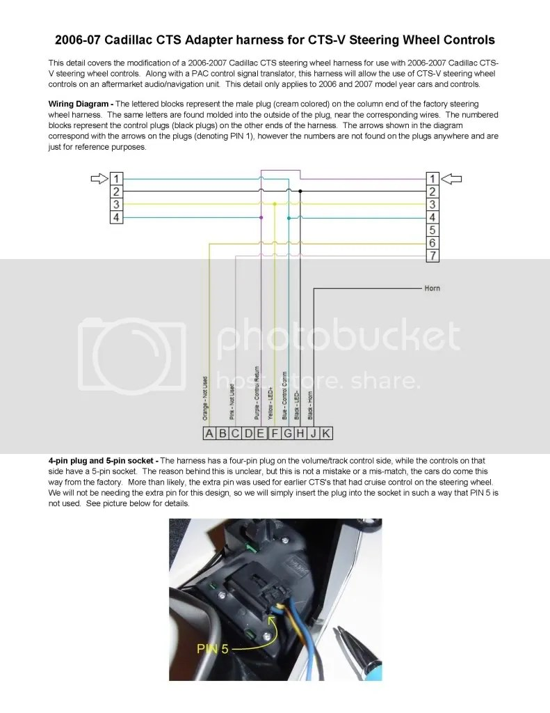 use the below wiring diagram for rewiring the stock cts harness for the cts v controls  [ 791 x 1024 Pixel ]