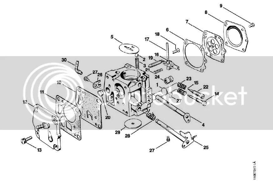 Stihl 041 Av Chainsaw Parts Diagram, Stihl, Free Engine