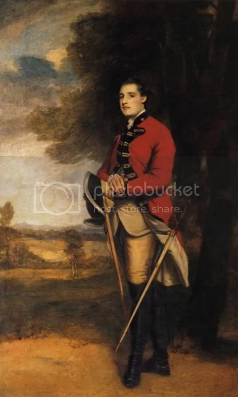 Sir Richard Worsley by Sir Joshua Reynolds 1775