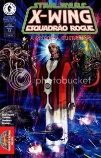 Star Wars X-Wing - Esquadrão Rogue 13