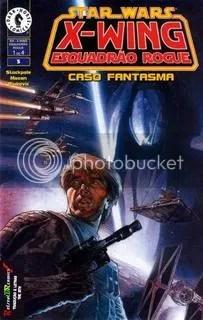 Star Wars X-Wing - Esquadrão Rogue 05