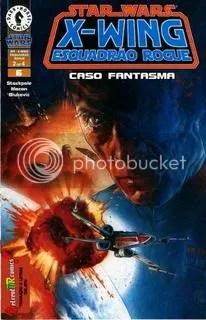 Star Wars X-Wing - Esquadrão Rogue 06