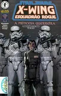Star Wars X-Wing - Esquadrão Rogue 15