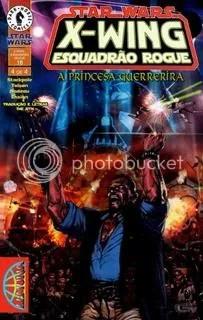 Star Wars X-Wing - Esquadrão Rogue 16