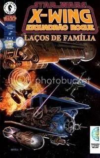 Star Wars X-Wing - Esquadrão Rogue 27