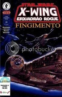 Star Wars X-Wing - Esquadrão Rogue 28