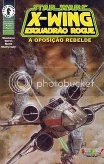 Star Wars X-Wing - Esquadrão Rogue 02