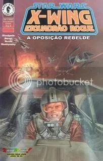 Star Wars X-Wing - Esquadrão Rogue 03