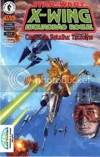 Star Wars X-Wing - Esquadrão Rogue 11