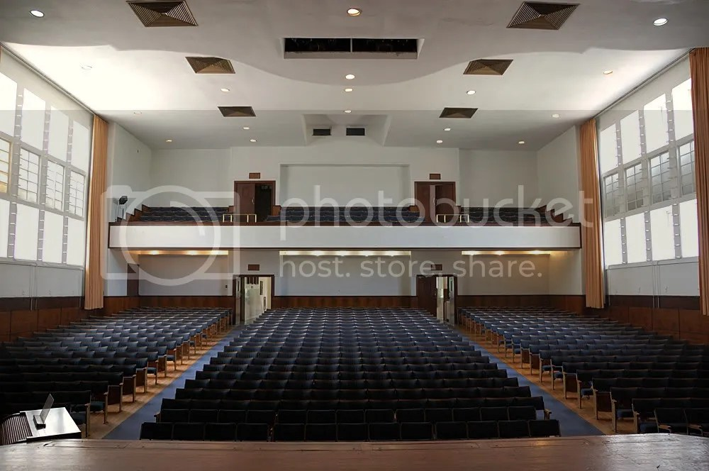 Memorial Hall Auditorium