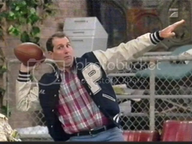 Al Bundy could have been a contender!