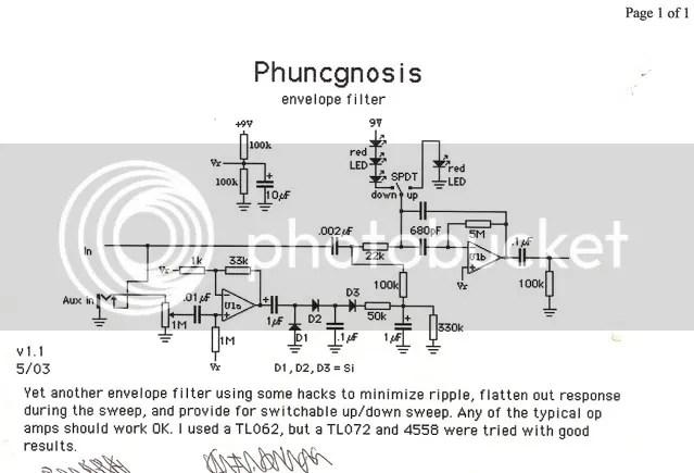 phuncgnosis auto-wah