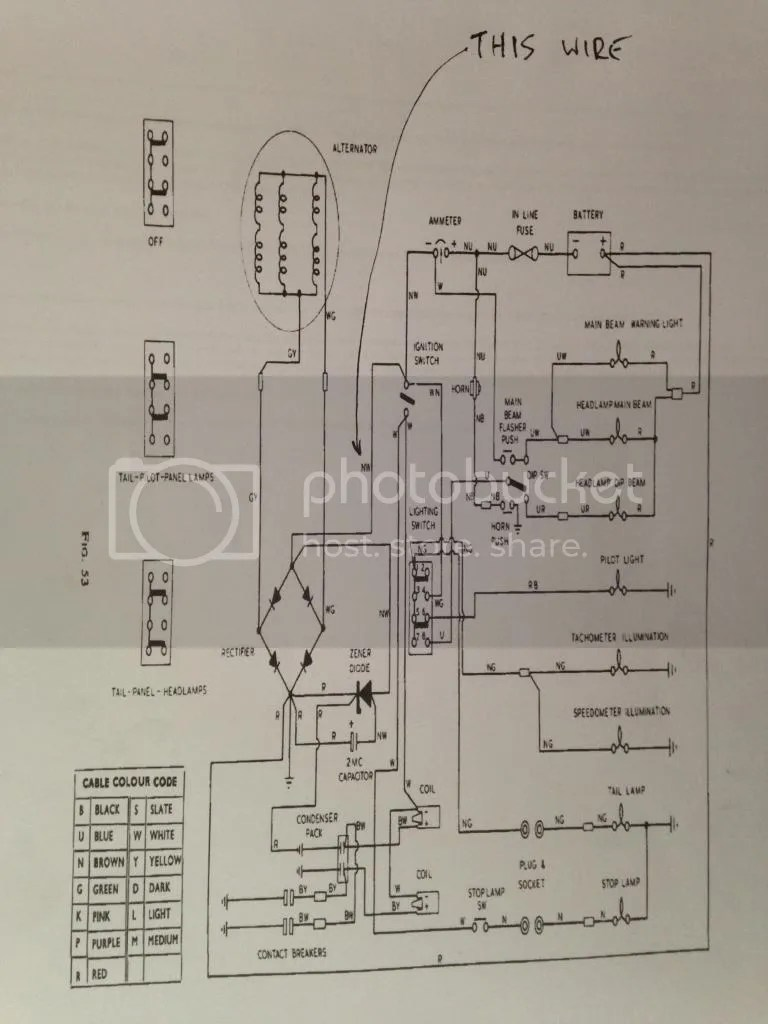 medium resolution of lucas 3 phase and podtronics wiring norton commando motorcycle forum podtronics wiring diagram