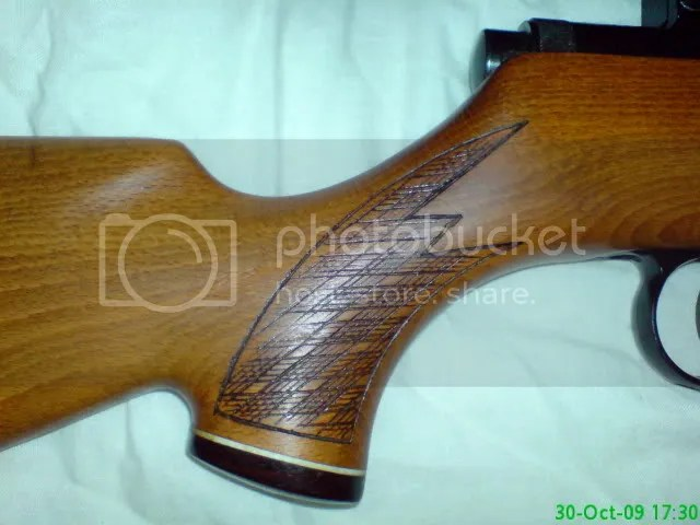 Voere Rear grip