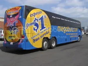 megabus philly to dc