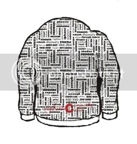 jaket fullprinted belakang