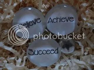believe, achieve, succeedd